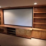 Entertainment unit - home theatre